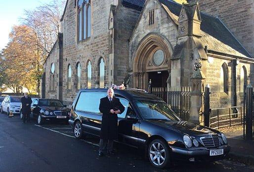 Motherwell Funeral Directors, Lanarkshire